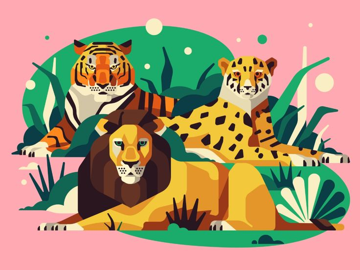 Real Cats by Dmitry Stolz for Beresnev games on Dribbble | 갤러리