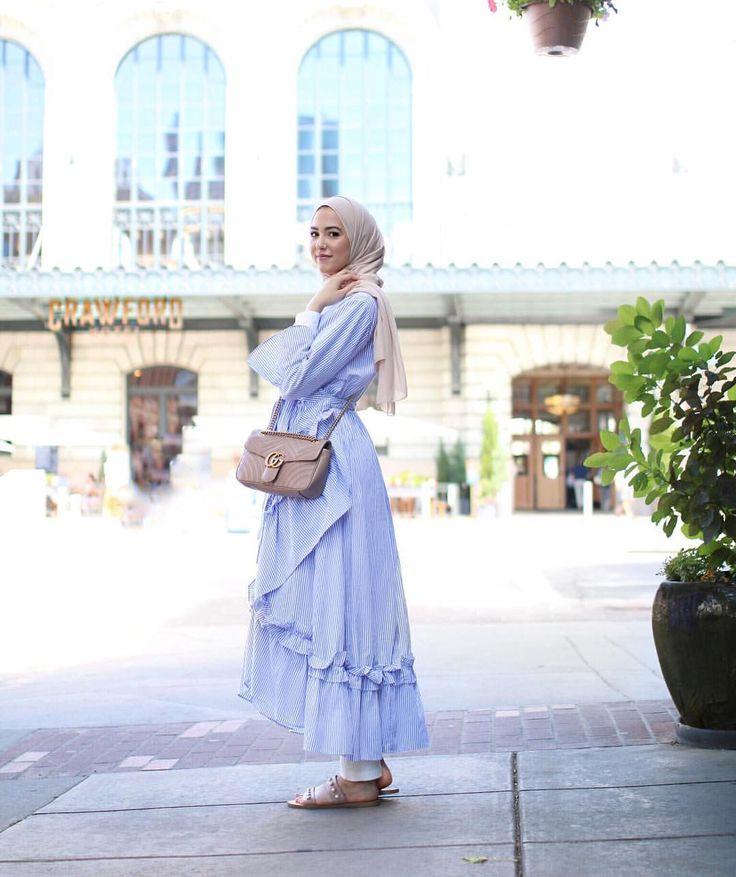 Hijabi summer trends