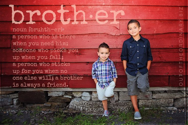 Adorable Brothers Noun Meaning ~ Barn Photos Out of the Ordinary Photography