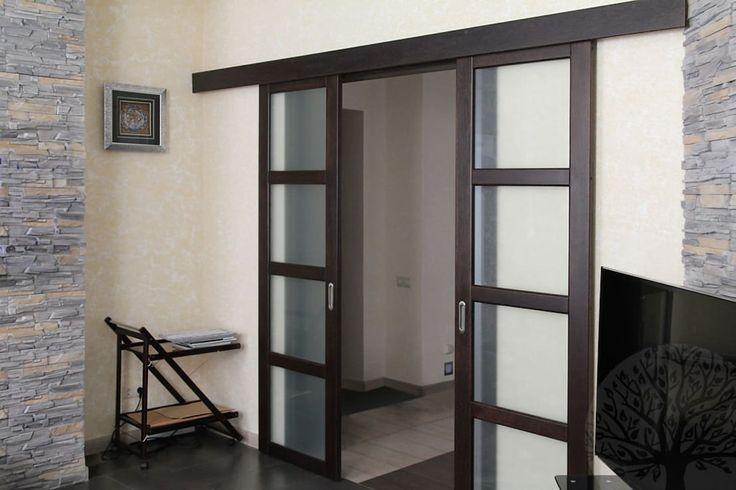 Quer ganhar espaço em casa?  Confira 20 portas de correr fantásticas! https://www.homify.com.br/livros_de_ideias/3257562/