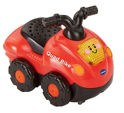 From 7.99 Vtech Baby Toot-toot Drivers Quad Bike