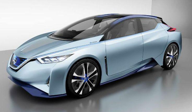 2018 Nissan Leaf Range Release Date, Concept, Price and Design Rumors - Car Rumor