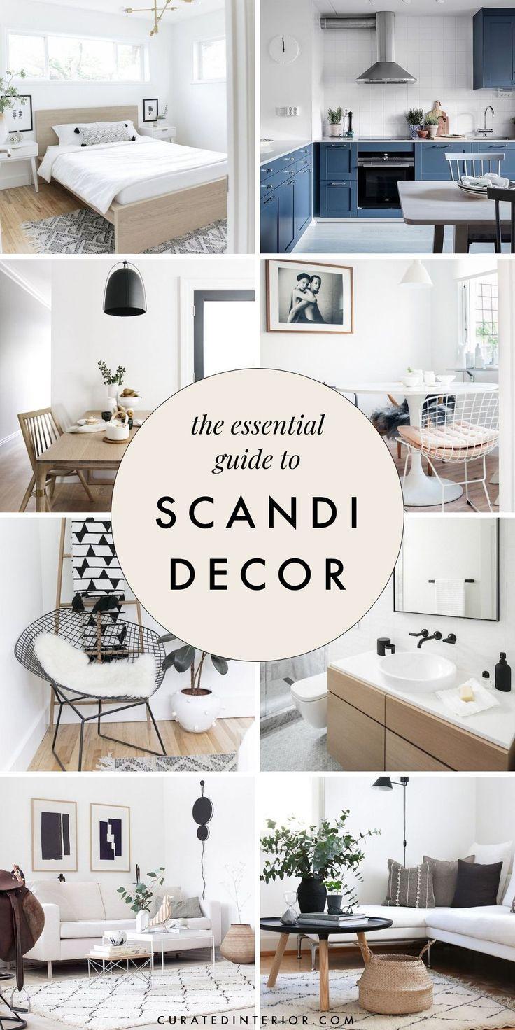The Essential Scandinavian Decor Guide Scandinavian Home Interiors Contemporary Home Decor Minimalist Home