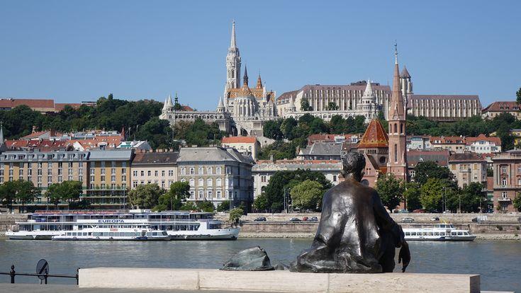 https://flic.kr/p/yQieUr | Budapest : Église Notre-Dame-de-l'Assomption de Budavár
