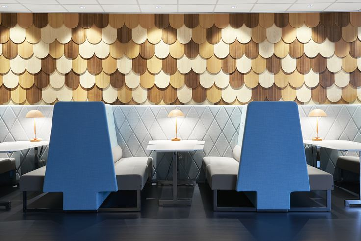 Le Mur compartment and table, design: Wivian Eidsaunet & Marie Oscarsson