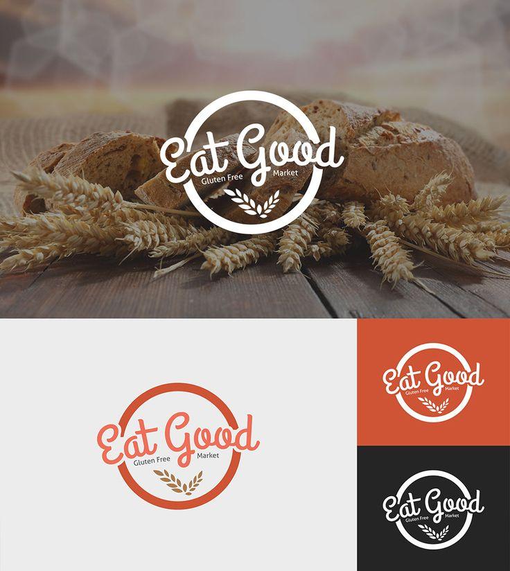 Eat Good Logo design by VascoM (via Creattica)