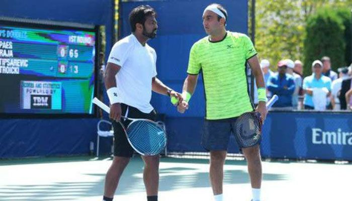 Leander Paes Purav Raja lift Knoxville Challenger title - Zee News #757Live