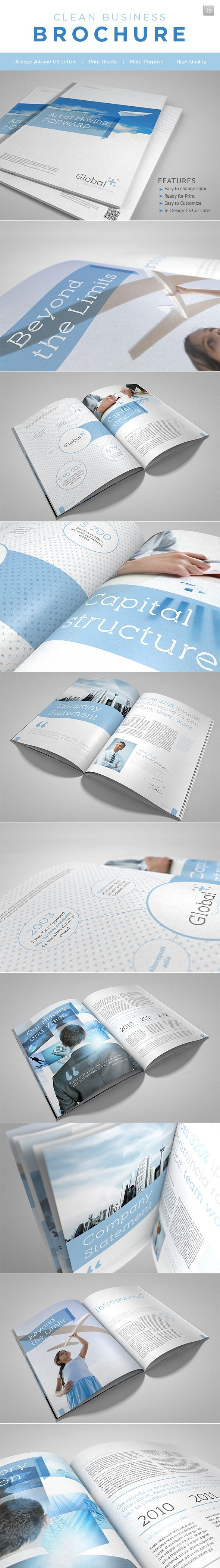 Clean Business Brochure - http://www.bce-online.com/en/shop/printed-paper-products.html