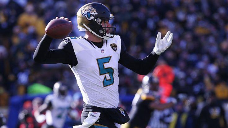 Max Kellerman Kind Of Picks Jaguars To Beat Patriots Because Of Blake Bortles