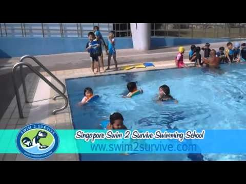Toddler Swimming Lessons - Joseph Swim Coach - Swim Safer Program - YouTube