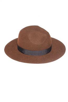 Hat / Indy BRĄZ classic