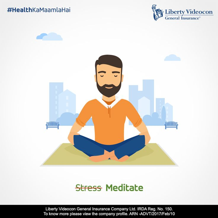 Not just your body, but your mind and soul need to relax too. Dhyan rakhiye, kyunki #HealthKaMaamlaHai