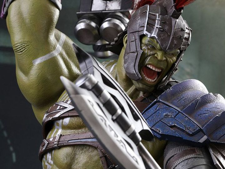 #transformer thor: ragnarok mms430 gladiator hulk 16th scale collectible figure