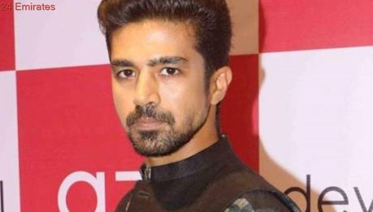 Saqib Saleem doing the 'Deadpool' workout for 'Race 3'