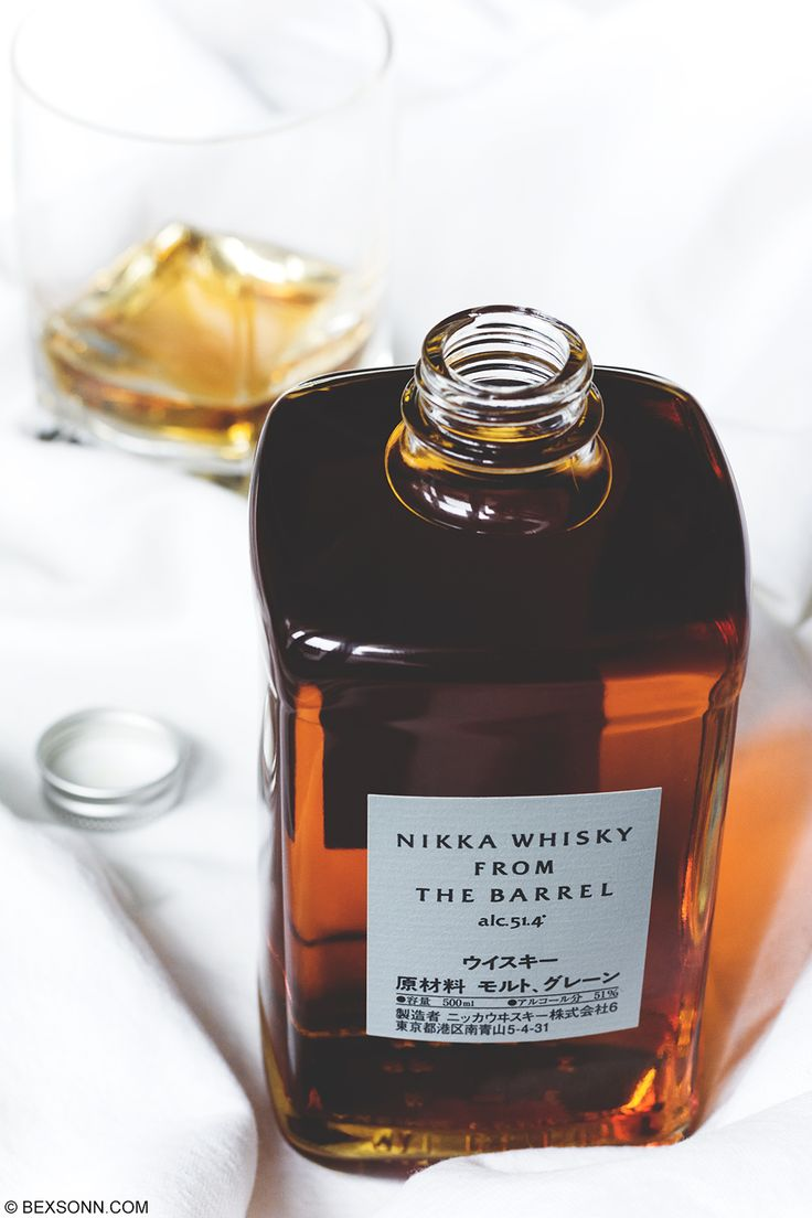 bexsonn:A truly understated Japanese Whisky - @NikkaEU From The Barrel Full Tasting Notes