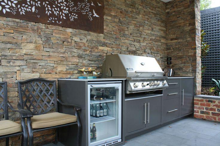 Outdoor Kitchens Bentleigh I Custom Designed Alfresco Kitchens Melbourne