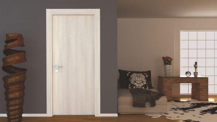 Dokundukça doğallığı hissedeceksiniz. NT1100 Malta Ceviz #door #doors #interiordoors #natural #bakisdoor #kapı