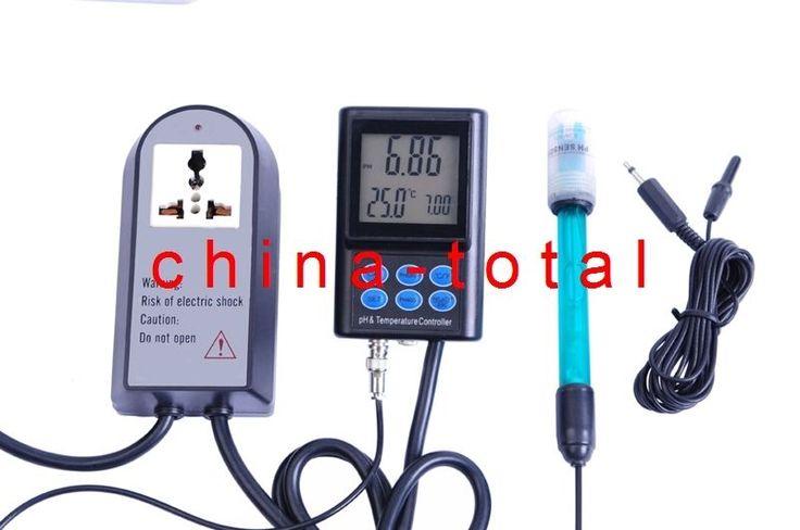 Ph-221 Digital De Ph Y Temperatura controlador de pantalla LCD Ph Controlador Medidor De Ph in Equipo y maquinaria industrial, Equipo eléctrico y de prueba, Equipo de prueba | eBay