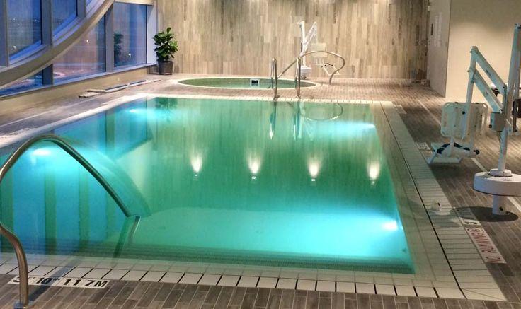 Westin Denver International Hotel - Myrtha Pools
