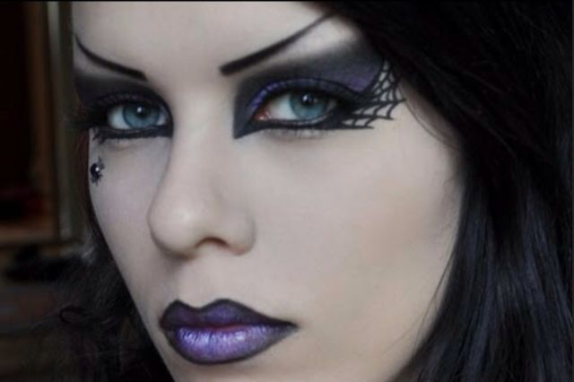 Maquillaje bruja | carnaval | Pinterest | Maquillaje, Cool ...