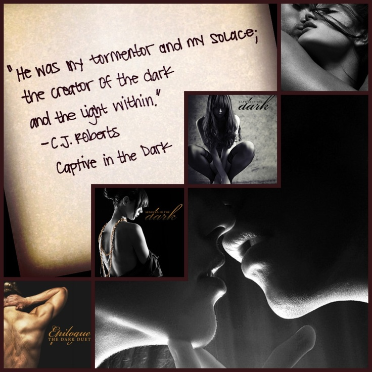 """LOVED THESE BOOKS! A MUST READ!""""Some stories aren't black and white"""" -C.J. Roberts"""