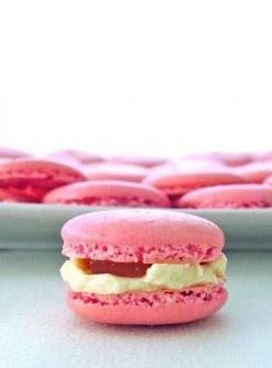 Mascarpone & Emperor's Seven Treasures Macarons :: Love Mascarpone ...