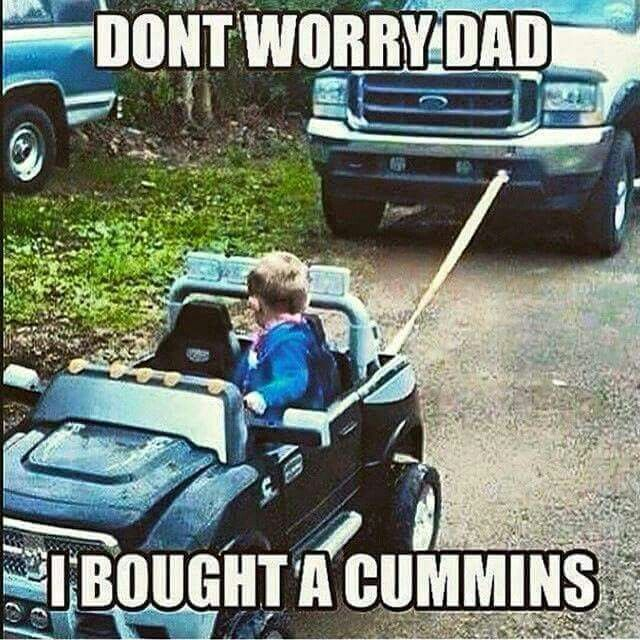 Love my Fords, but this is pretty funny!!!                                                                                                                                                                                 More