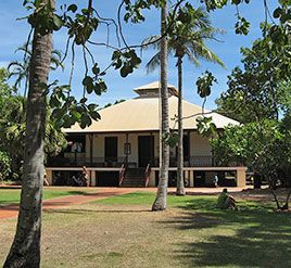 The Broome Courthouse Markets
