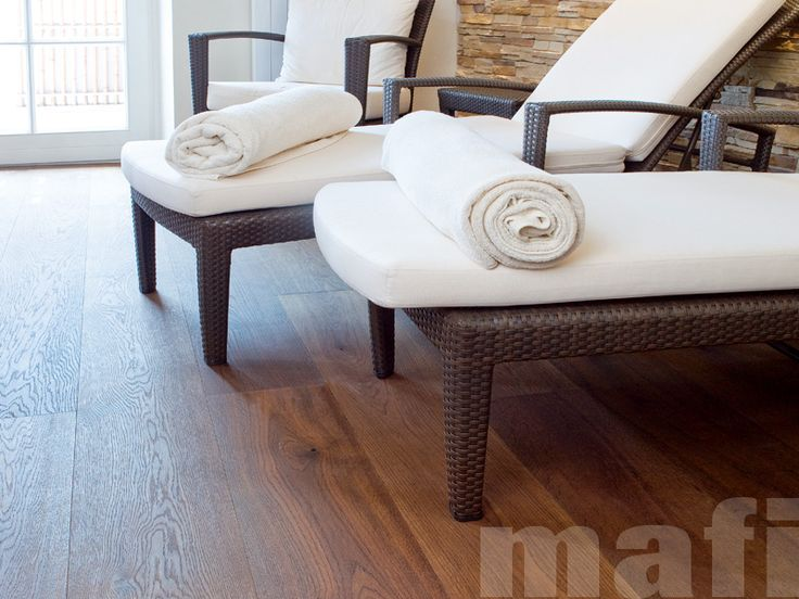 Wooden Floors | Oak Vulcano | Brushed White Oil | mafi