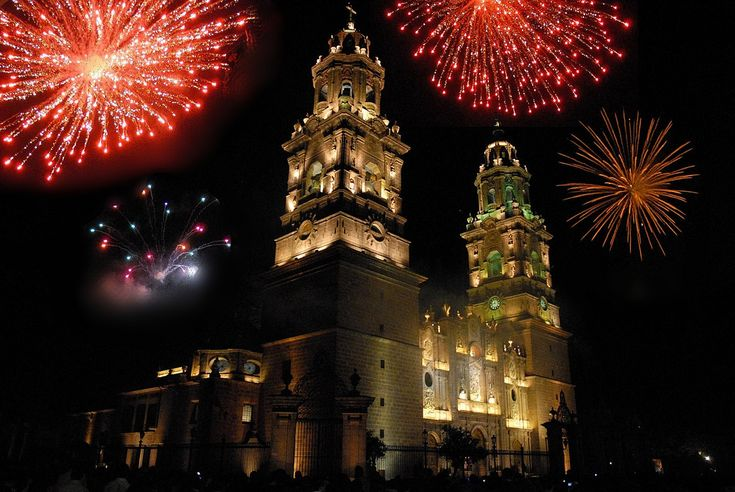 Catedral de Morelia... My hometown,