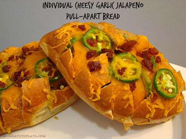 jalapeno pull jalapeno bread garlic jalapeno cheesy garlic food breads ...