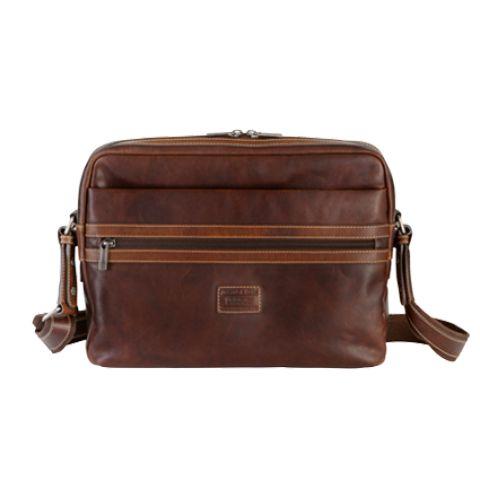 Jekyll & Hide Texas Leather Laptop Messenger