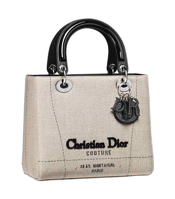 The Lady Dior Bag is one of the most loved handbags in the world – it's chic, it's gorgeous and it can make any girl scream. Meticulously crafted by hand, usually made with iconic Dior 'Cannage Sti...