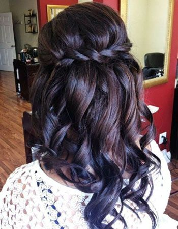 Wedding Hairstyle 2015