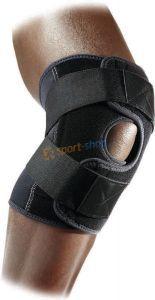 Opaska na kolano Knee Support Adjustable w/Cross Straps McDavid