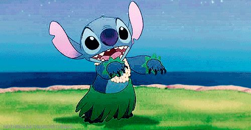 Stitch is my favorite!!!