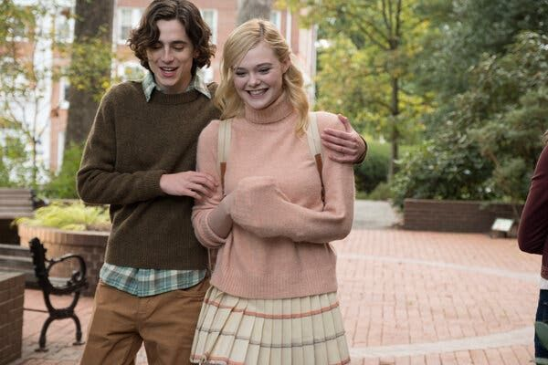 A Rainy Day In New York Review How To Ruin Your Weekend New York Movie Elle Fanning Timothee Chalamet