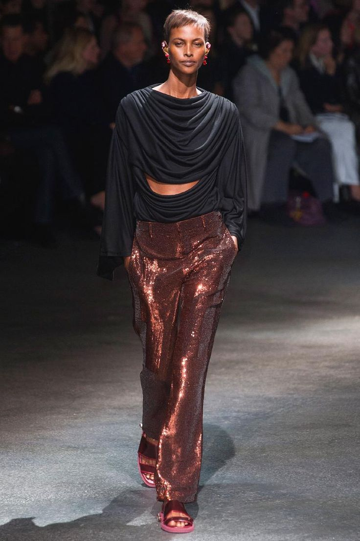 Givenchy, Paris, Spring 2014