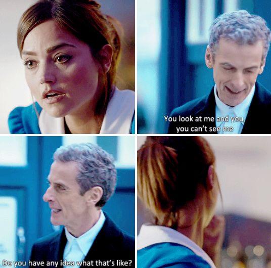Clara Who? #DoctorWho #HellBent