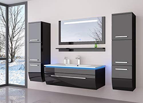 Badmobel Set Badezimmermobel In 2021 Badezimmer Badezimmer Hochschrank Badezimmerideen