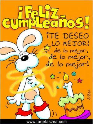 Frases, chistes, anécdotas, reflexiones y mucho más.: Frases de cumpleaños. Feliz cumpleaños, ¡te deseo lo mejor! de lo mejor....