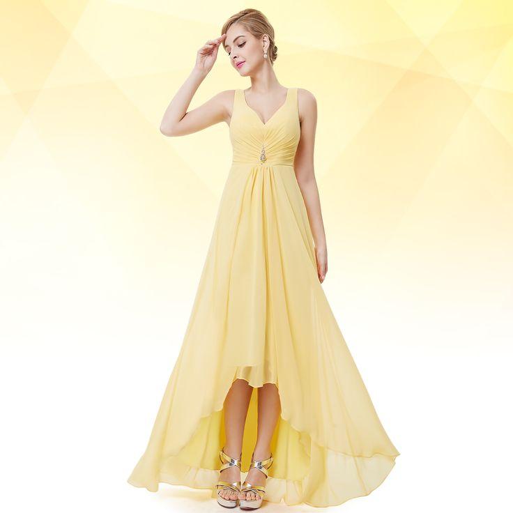 Žlté šaty 9983