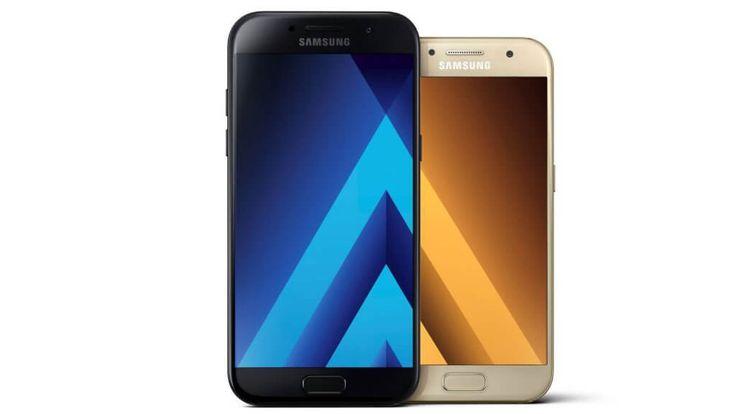 Samsung Galaxy A3 2017 und Galaxy A5 2017 offiziell vorgestellt [Video]