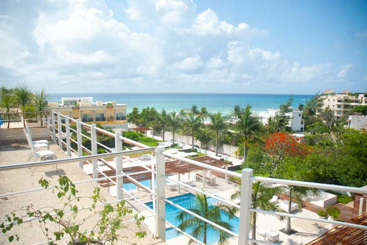 Amazing 3 bedroom Penthouse in with one of the best locations in #DownTownPlayadelCarmen!   #VacationRentalCondos #Condos in Playa del Carmen.  From $2,500usd a week