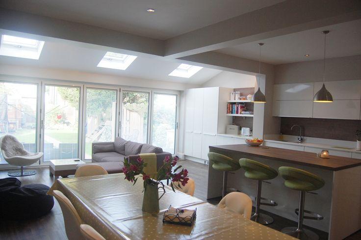 Kitchen Extension Ideas For Semi Detached Houses Google