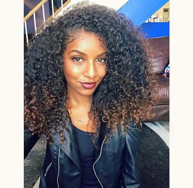 14 best black curly hair with highlights images on pinterest naturalneiicey parkin added a new photo find this pin and more on black curly hair with highlights pmusecretfo Choice Image