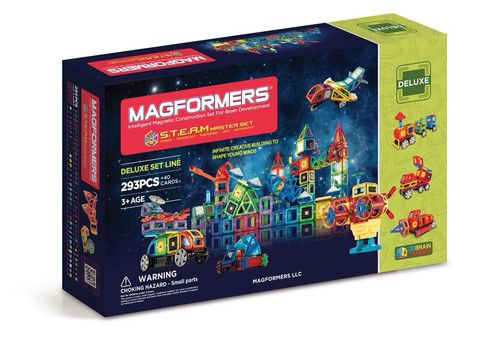 Magformers S.T.E.A.M Master Set $699