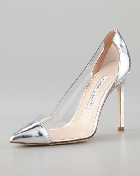 Chaussures de mariées Manolo Blahnik 2017 : Trouvez la paire de vos rêves ! Image: 5