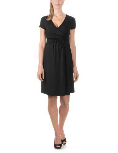 Bellybutton - Vestido premamá sin mangas para mujer, talla 36, color negro 90000