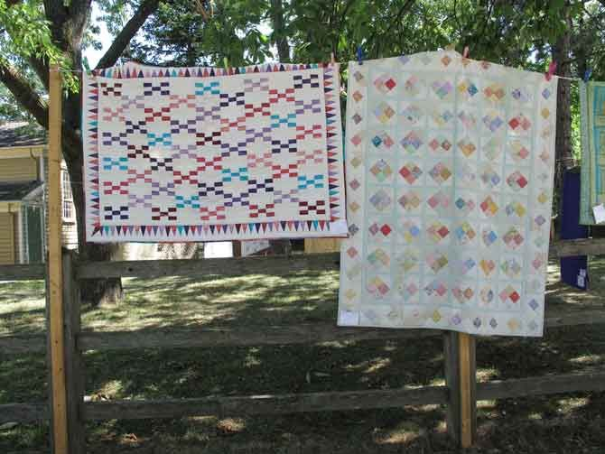 QUILTS at the Creek.
